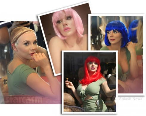 Courtney Stodden wigs