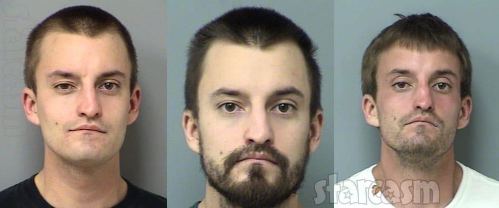 Joshua Brandon Miller arrests mug shots