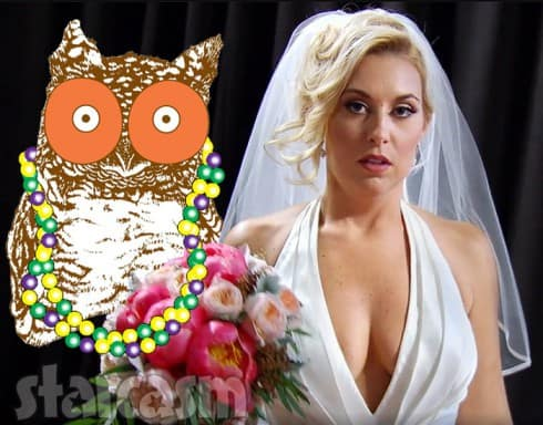 Married At First Sight Heather Seidel arrested for flashing her breasts