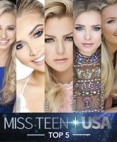 2016 Miss Teen USA Top 5