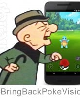 Mr. Magoo Bring Back PokeVision meme