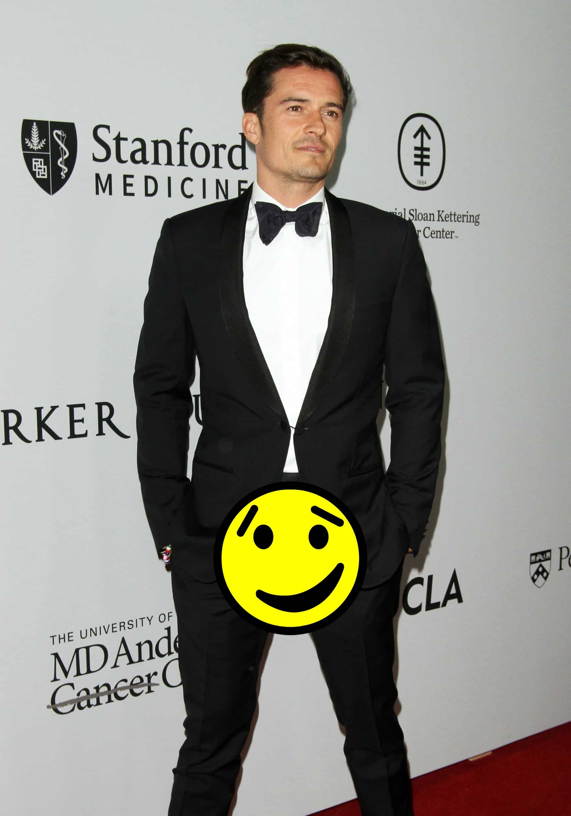 Orlando Blooms Nude Paddleboarding & The Rise Of The Male
