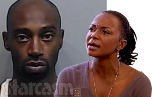 Phaedra Parks Rapper Drama arrest mug shot