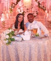 Ray J & Princess Love wedding photos 8