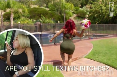 Rob and Chyna reality show