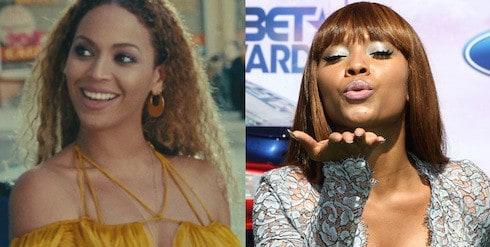 Was Teairra Mari in Destiny's Child 4