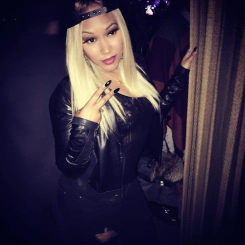 Who is Lyrica Anderson 2
