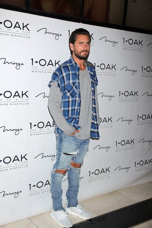 Labor Day event at 1-Oak nightclub inside the Mirage Hotel & Casino - Photocall