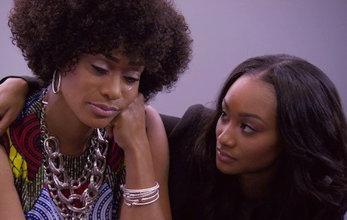 Does Tami Roman have a baby 2