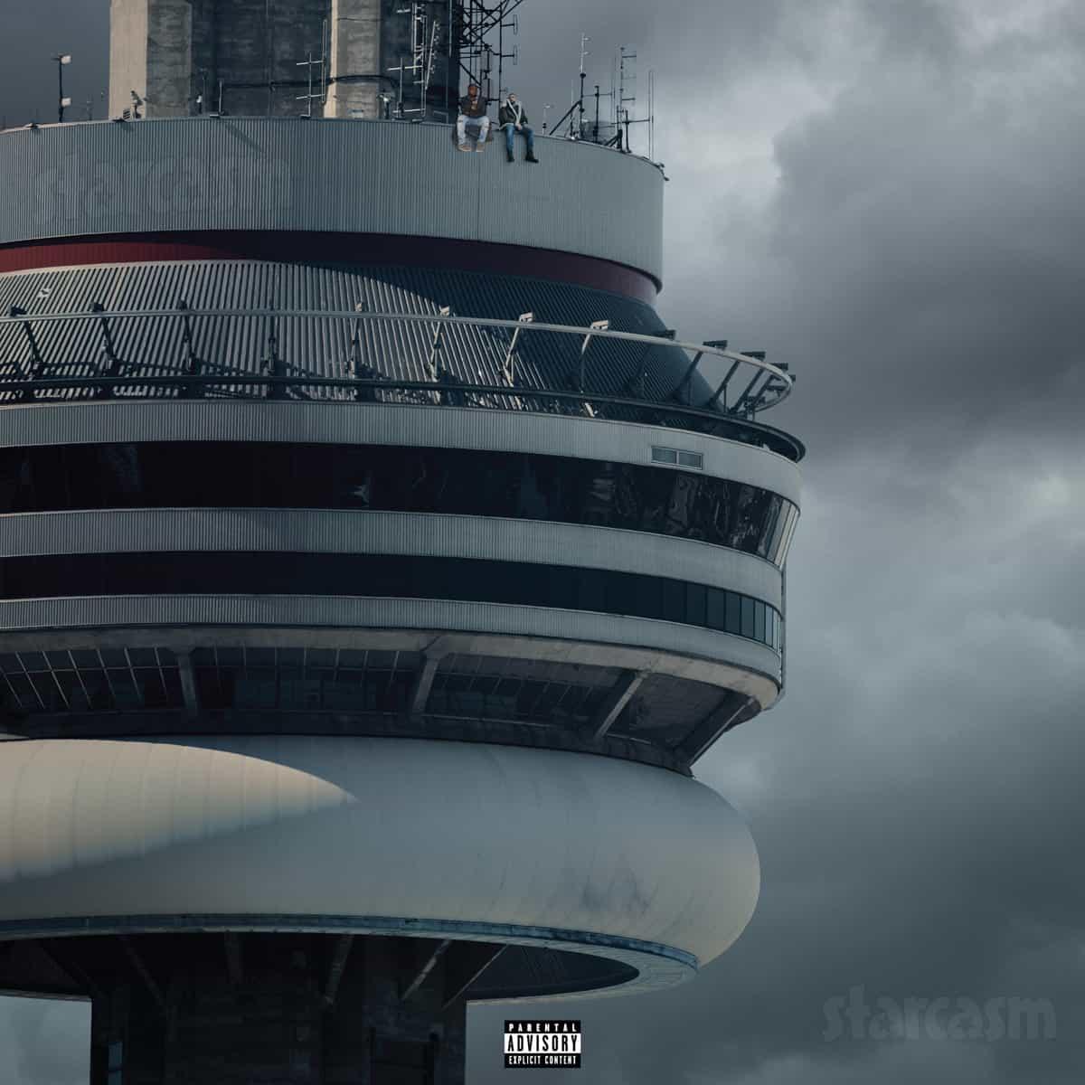 Drake Views From the 6 Kanye