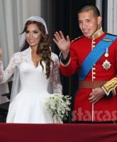 Farrah Abraham and Javi Marroquin wedding