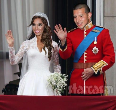 Farrah Abraham and Javi Marroquin wedding