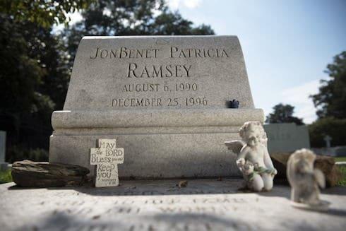 JonBenet  Ramsey Grave 2016, Still Unsolved Murder