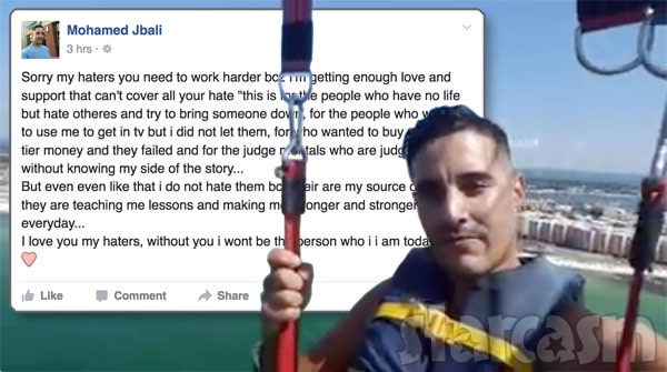 90 day fiance mohamed jbali update responds to spin off haters