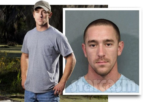 Swamp People Chase Landry arrested