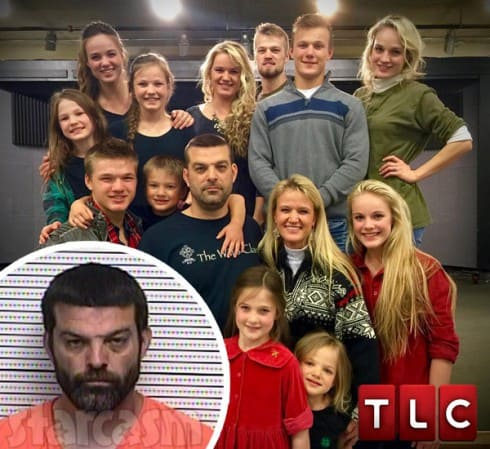 The Willis Family dad arrested for raping a child