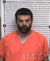 TLC The Willis Family dad Toby Willis arrested mug shot photo