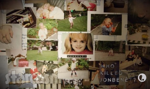 Who Killed JonBenet Ramsey Lifetime movie