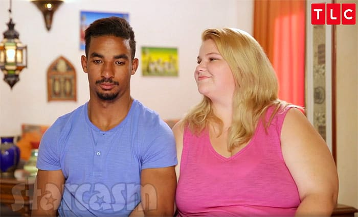 90 Day Fiance Azan and Nicole