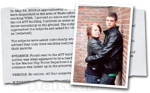 Catelynn and Tyler Baltierra arrested for marijuana in 2009