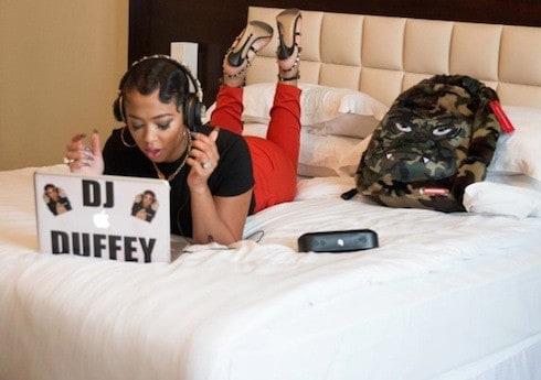 DJ Duffey booty 3