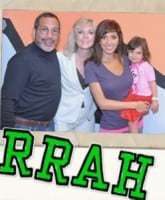 Farrah Abraham family scrapbook photo