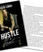 Kail Lowry book excerpt Hustle and Heart