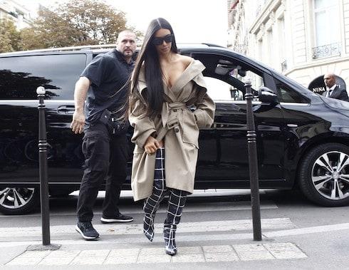 Paris Fashion Week Spring/Summer 2017
