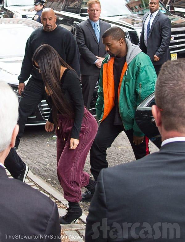 Kim Kardashian returns to NYC after Paris robbery