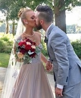 Maci and Taylor married