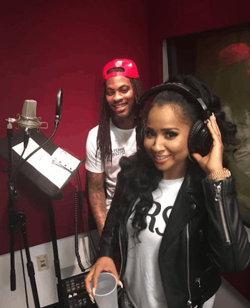 Tammy Rivera and Waka 1