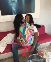 Tammy Rivera and Waka 2