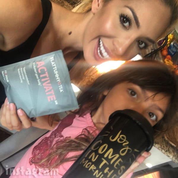 'Teen Mom OG' Daughter Is Drinking Weight Loss Tea?