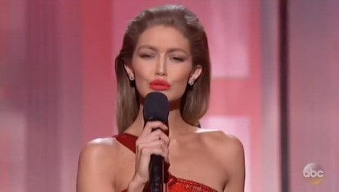 Gigi Melania Trump Impression