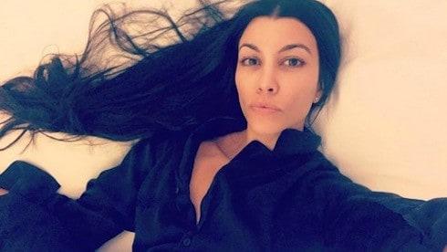 Is Kourtney Kardashian pregnant again 1