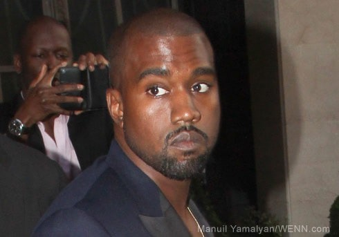 Kanye West out of the hospital
