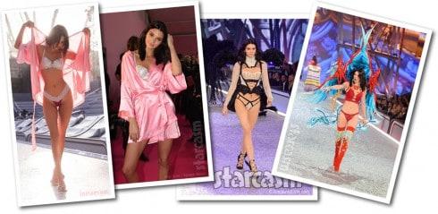 Kendall Jenner 2016 Victoria's Secret Fashion Show photos