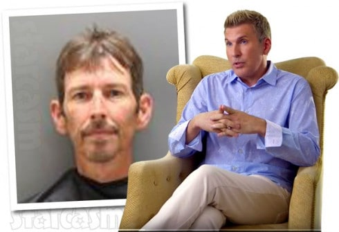 Todd Chrisley's brother Randy Chrisley arrested