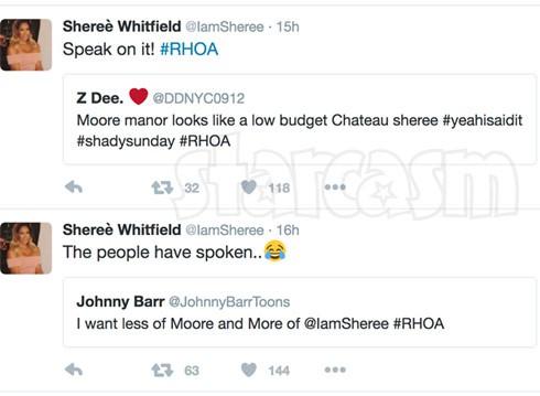 Sheree Kenya tweets
