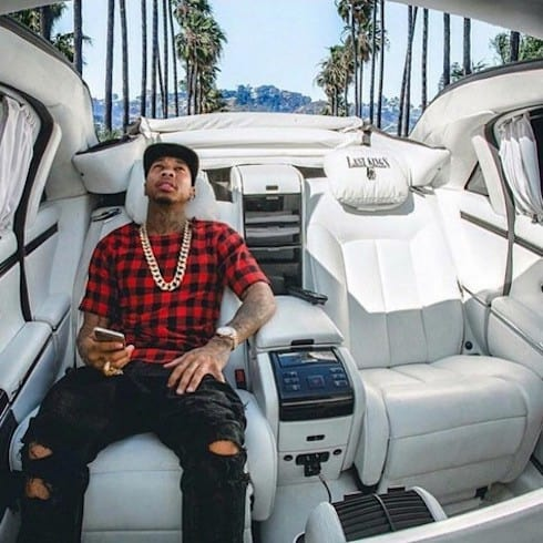 Tyga proposed to Kylie 3