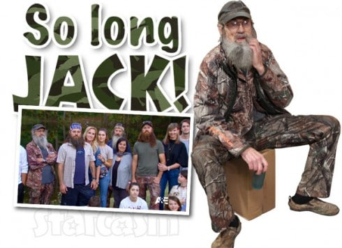 Uncle Si Robertson So Long Jack