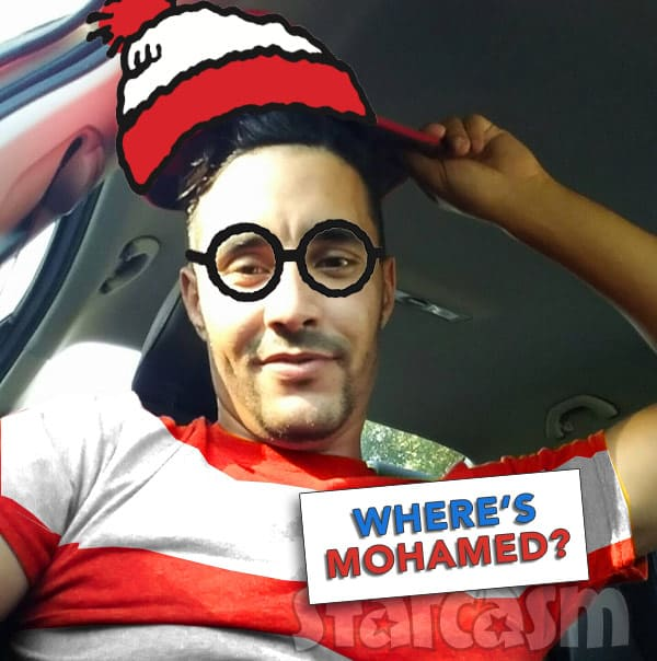 Where's Mohamed Jbali 90 Day Fiance Where's Waldo mash up