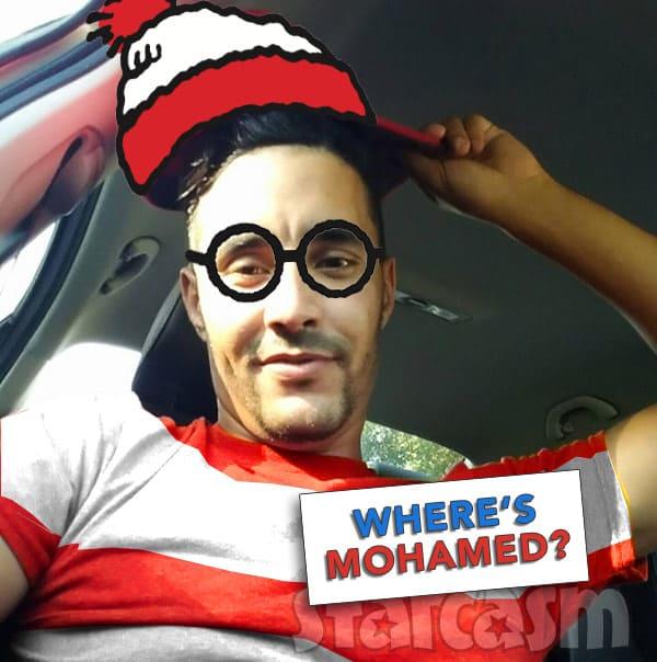 Where's Mohamed Jbali 90 Day Fiance deported?