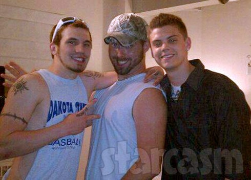 Adam Lind Corey Simms Tyler Baltierra throwback photo