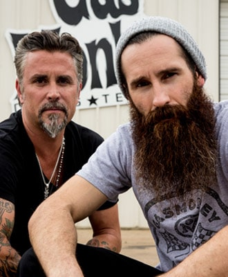 richard rawlings and aaron kaufman relationship with god
