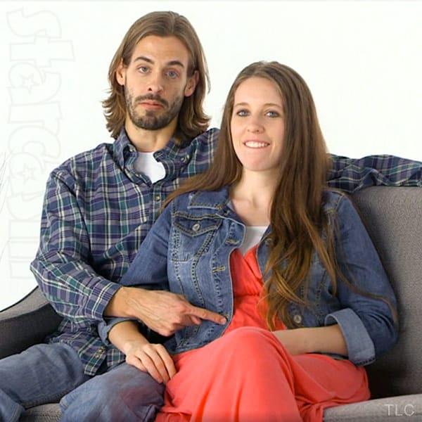 Jill Dillard pregnant again