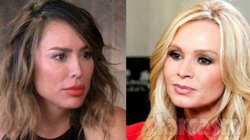 Kelly Dodd Twitter War with Tamra Judge