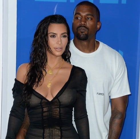 Kim and Kanye divorce rumors 1