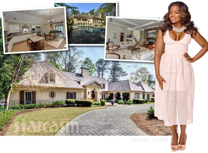 Phaedra Parks new house