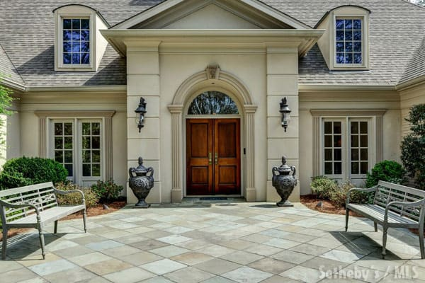 Phaedra Parks new house front